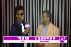 Undefinable Vision Exclusive - Richard Pryor Jr talks with Tabou TMF aka Undefinable One