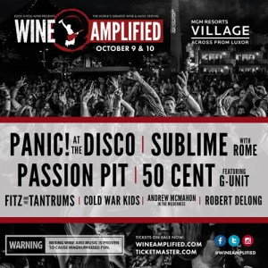 Get Tickets for Wine Amplified