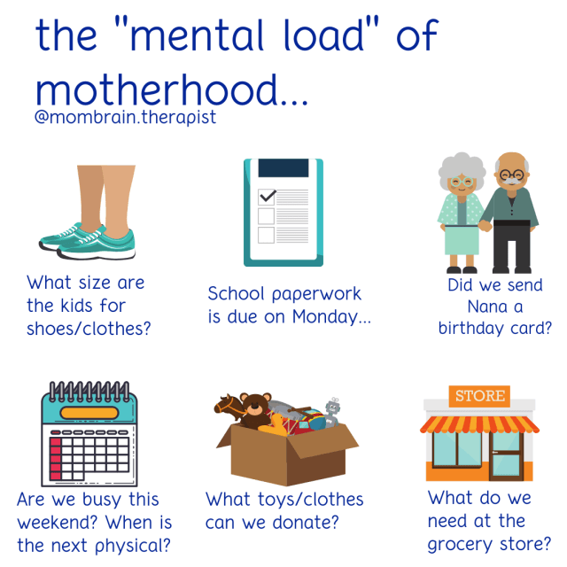 infographic-for-the-mental-load-of-motherhood