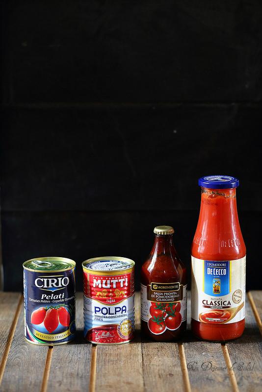 Sauce Tomate Italienne Maison : sauce, tomate, italienne, maison, Quelle, Sauce, Tomate, Choisir, Meilleures, Marques, Conseils, Déjeuner, Soleil