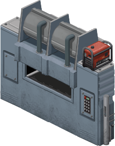 Project Zomboid Hydrocraft Wiki : project, zomboid, hydrocraft, Information, About, Project, Zomboid, Item:, Industrial, Press