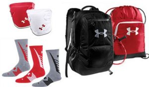 Les equipements Under Armour