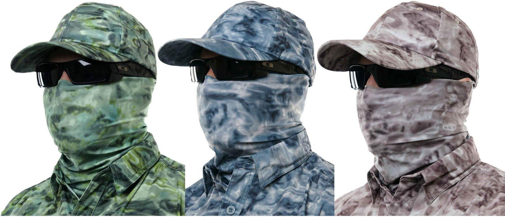hunting facemask materials