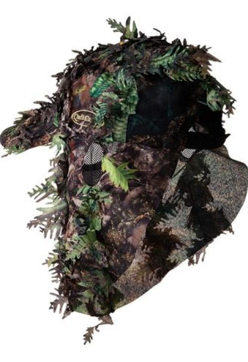 A Waterproof Facemask To Wear With Ghillie Suit!