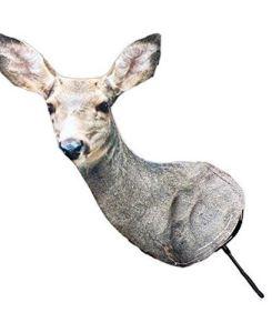 Mule Deer Doe Decoy Hand Held