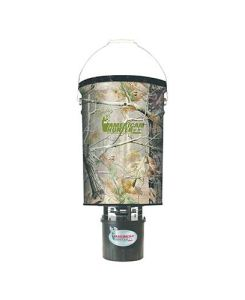 American Hunter hanging feeder w/ AP camo