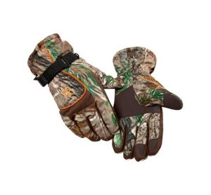 The Elegance of the Suede Material and Its Silence Make This Pair Of Gloves Awesome!