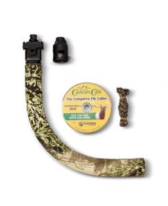 Carlton's Calls by Hunters Specialties Mac Daddy Elk Call with Infinity