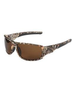 MOTELAN Polarized Camouflage Sports Sunglasses for Men's