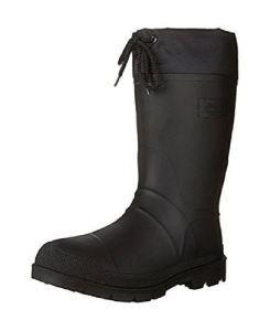 Kamik Men's Hunter Snow Boots & Toe warmers Bundle
