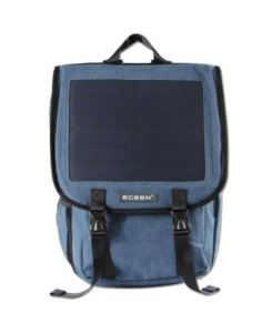 ECEEN Bag Pack with Solar Panel Charger