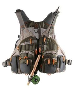 Mesh Fly Fishing Vest
