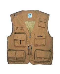 Fly Fishing Photography Climbing Vest with 16 Pockets
