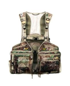 Scentblocker Bone Collector Thunder Chicken Realtree Xtra Green Turkey Vest