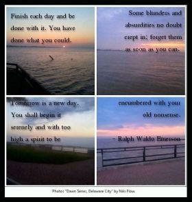 Dawn Series, Delaware City - Niki Flow