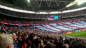 An American's Aston Villa Pre Play-Off Final Experience