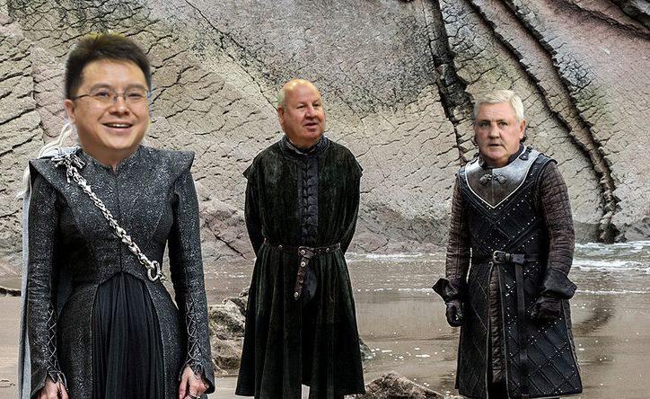 Aston Villa Game of Thrones