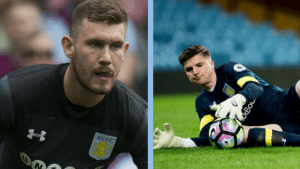 Could Steer and Sarkic be Villa's Goalkeepers Next Season?