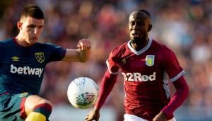 Aston Villa 1 – 3 West Ham United: Late Consolation Not Enough