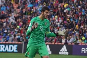 Aston Villa Sign Portuguese Goalkeeper Andre Moreira