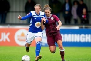 Birmingham City Women 2 – 0 Aston Villa Ladies: Stronger Opposition Won