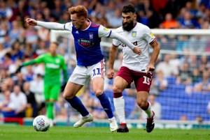 Ipswich Town 1 – 1 Aston Villa: Poor Against Ten