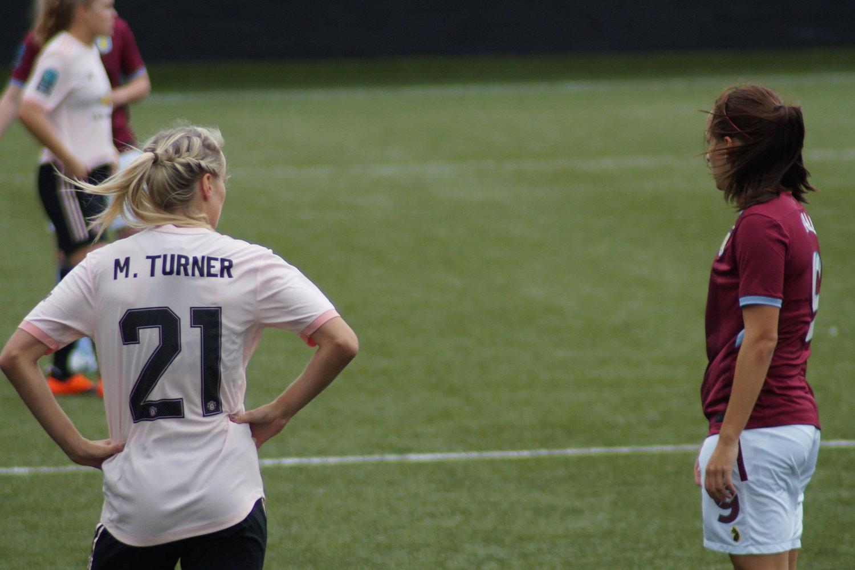 Aston Villa Ladies Manchester United Women