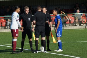 Leicester City Women 1 – 1 Aston Villa Ladies: Second Point Picked Up