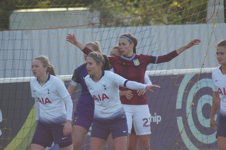 Aston Villa Ladies Spurs