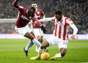 Aston Villa 2 – 2 Stoke City: A Point in Poor Conditions
