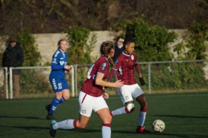 Durham Women 2 – 2 Aston Villa Ladies: A Windy Draw