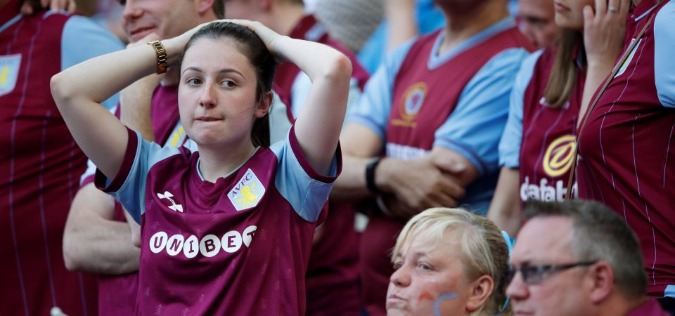 Female Aston Villa Fan