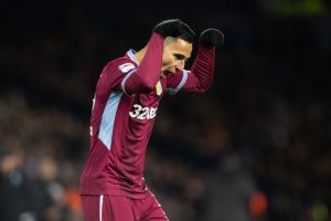 Anwar El Ghazi Needs to Work on Consistency If He Wants to Stay at Villa