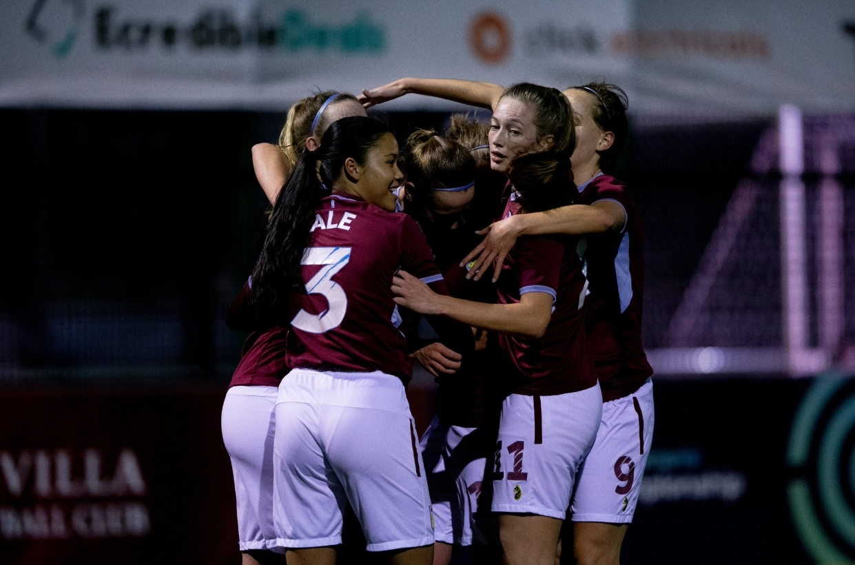 Aston-Villa-Ladies-Unbeaten-in-2019