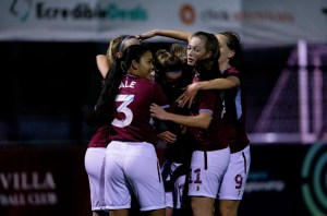 Villa Ladies Unbeaten Start to 2019 is Exactly What They've Worked For