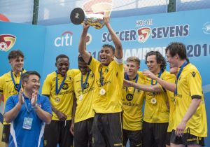 Villa Draw Leicester, Kitchee and Singapore CC in HK Soccer Sevens