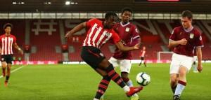 Southampton U23 2 – 0 Aston Villa U23: Inexperienced Side  Suffer