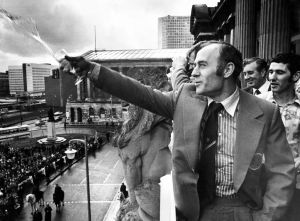 When Ron Saunders Reigned at Villa Park
