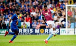 Pre-season: Shrewsbury Town 0 – 1 Aston Villa