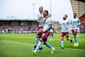 Carabao Cup: Aston Villa Ease Past League Two Crewe Alexandra