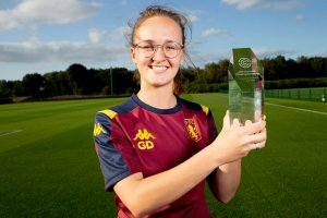 Gemma Davies Named FA Women's Championship Manager of the Month