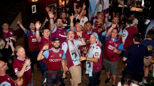 What is it like running a supporters club 3,000+ miles away from B6?