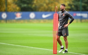 Olivier Giroud is not the answer to Aston Villa's striker gap