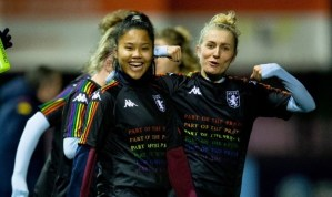 Feelgood factor is boundless at buoyant Aston Villa Women