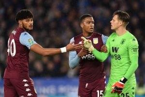 Aston Villa's King Power 3-5-2 display could stifle Manchester City