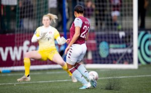 Aston Villa Women notch comfortable win despite not being at the races