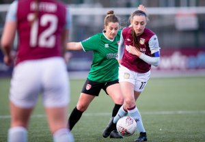 Davies opts for flair over grit as Villa Women sink Coventry United