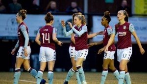Aston Villa Women may topple noisy neighbours sooner rather than later