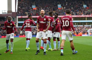 My favourite game at Villa Park: Aston Villa 4 – 2 Birmingham City (2018)