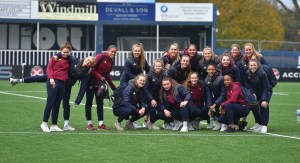 Aston Villa Women promoted to Women's Super League as Champions